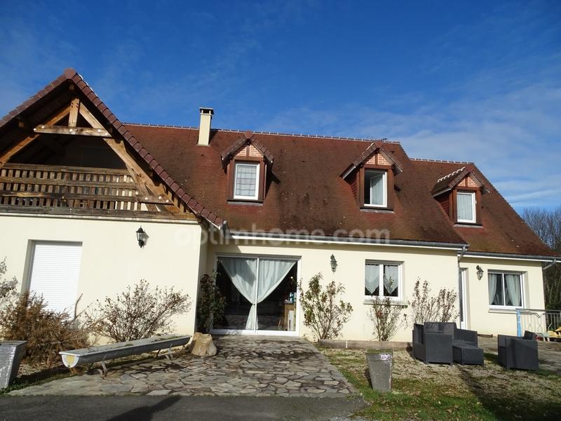 Villa d'architecte de 271  m2 - La Souterraine (23300)