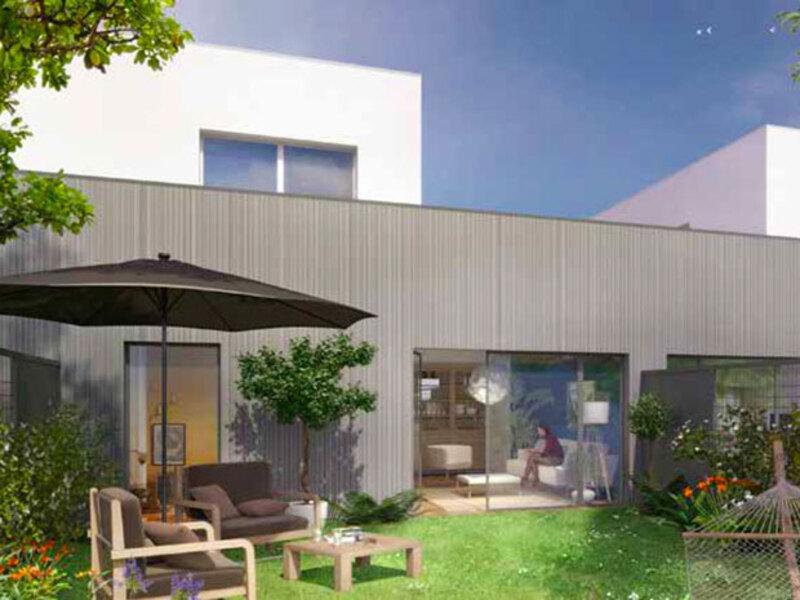 Maison de 89  m2 - Rennes (35000)