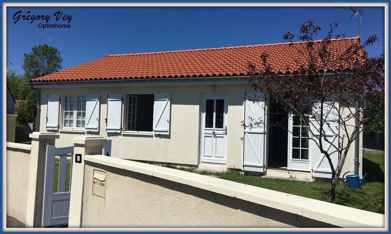 Maison plain-pied de 91  m2 - Lezoux (63190)