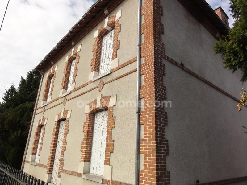 Maison bourgeoise de 143  m2 - Souesmes (41300)