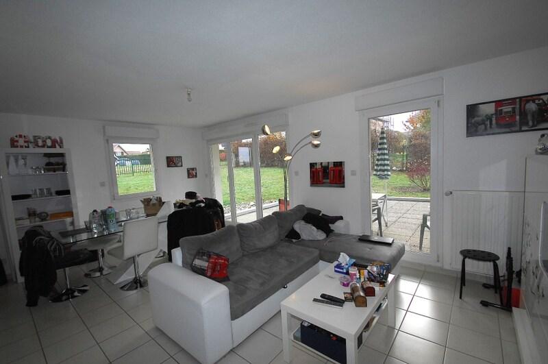 Appartement en résidence de 75  m2 - Sainte-Suzanne (25630)