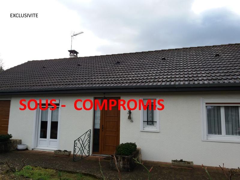 Maison plain-pied de 105  m2 - Dole (39100)