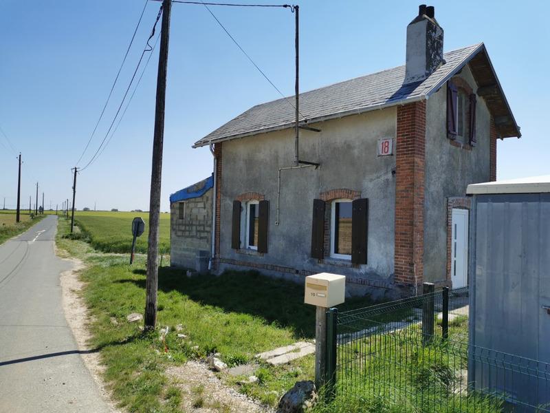Maison de 45  m2 - Theuville (28360)