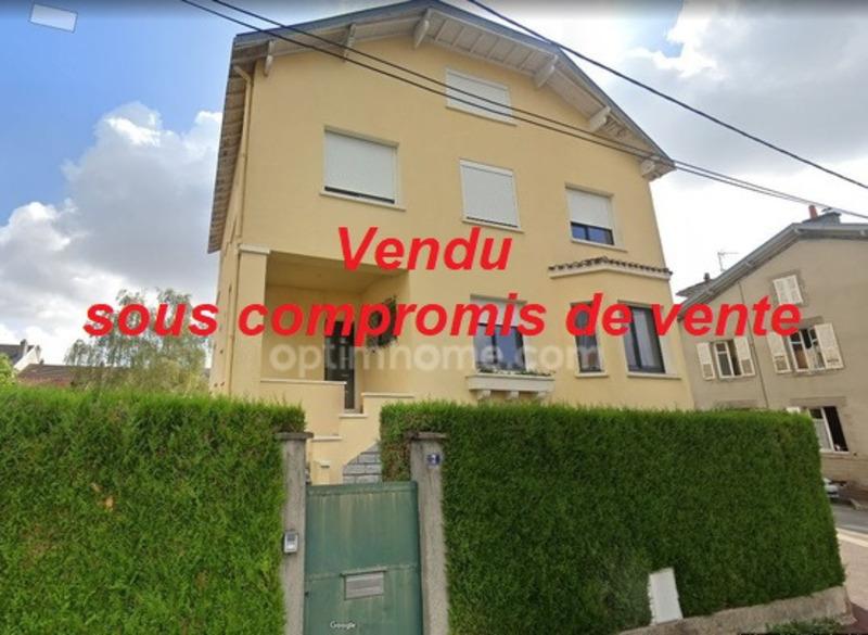 Maison individuelle de 245  m2 - Limoges (87000)