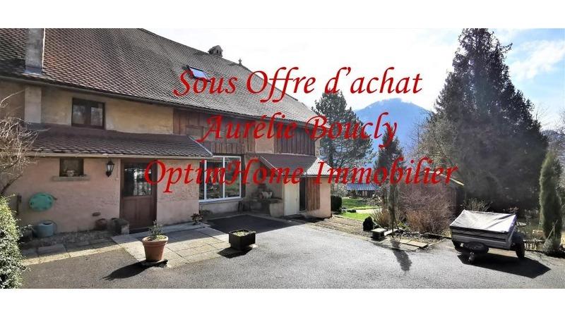 Maison de caractère de 180  m2 - Saint-Laurent-du-Pont (38380)