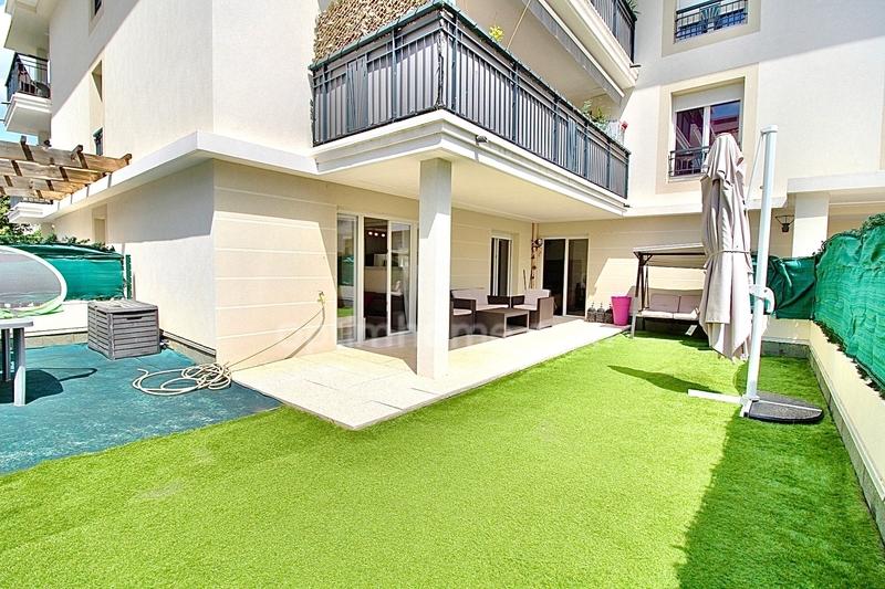Appartement en rez-de-jardin de 62  m2 - Marseille (13013)