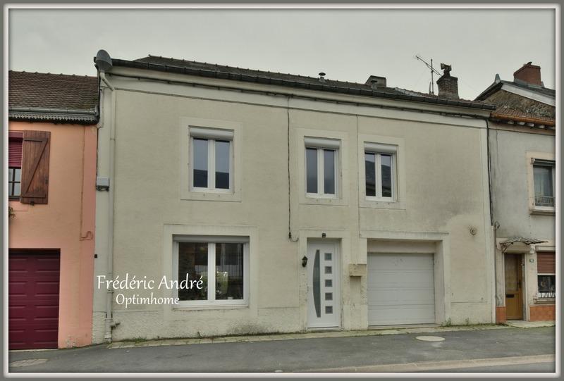 Maison de 135  m2 - Messincourt (08110)