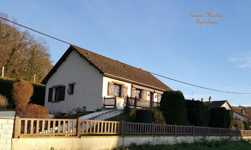Maison individuelle de 72  m2 - Beaumont-le-Roger (27170)