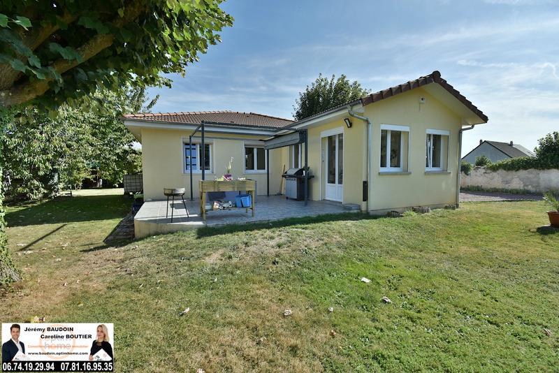 Maison de 120  m2 - Nogent-le-Roi (28210)