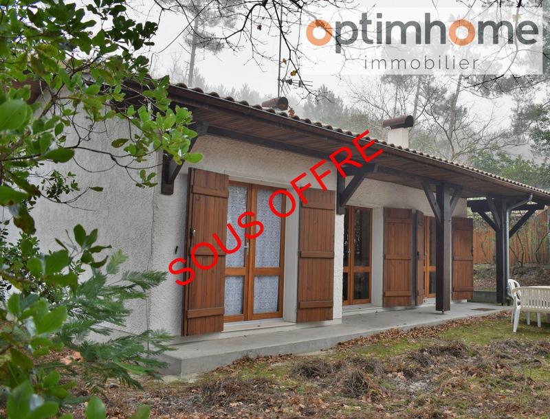 Maison de 62  m2 - Lège-Cap-Ferret (33950)